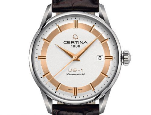 CERTINA ds-1 powermatic edicion limitada 5