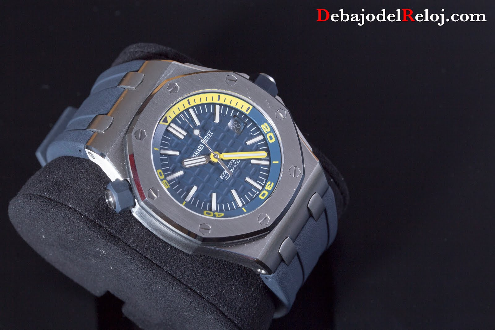Audemars Piquet ROYAL OAK OFFSHORE DIVER 6