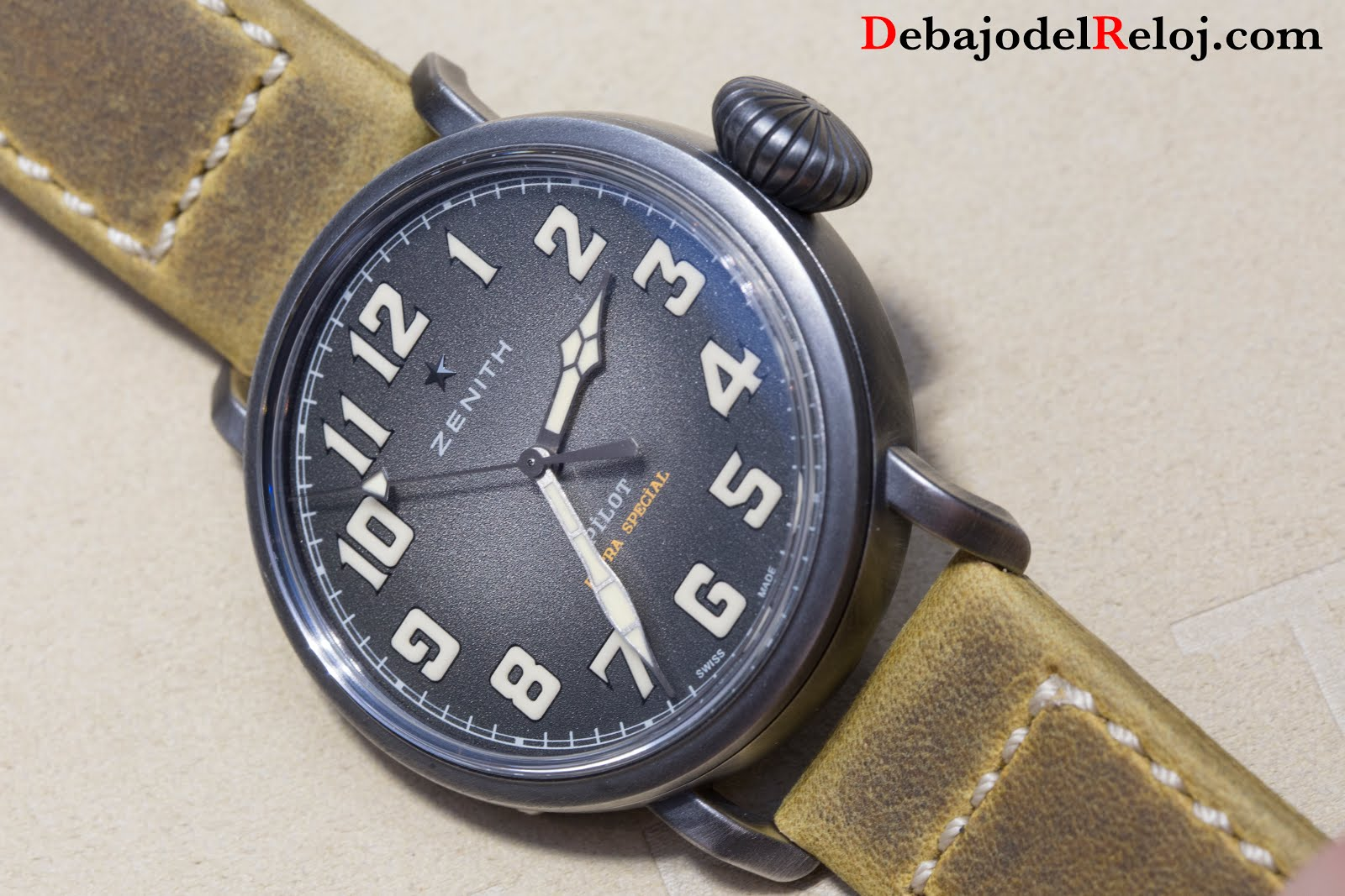Zenith PILOT TYPE 20 EXTRA SPECIAL Z9