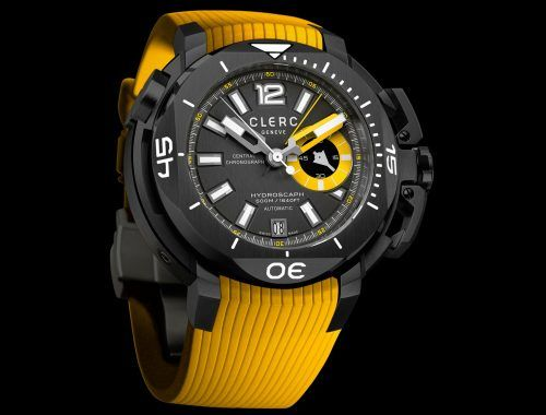 Clerc Hydroscaph Chronograph Small Seconds 1