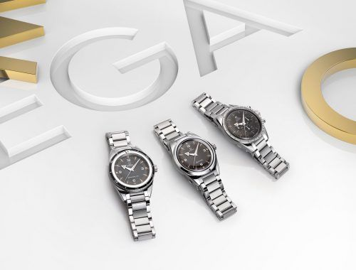OMEGA 1957 Trilogy Baselworld2017-Trilogy_amb