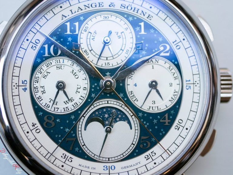 evento BLUE CRAFT A.LANGE & SÖNHE 2