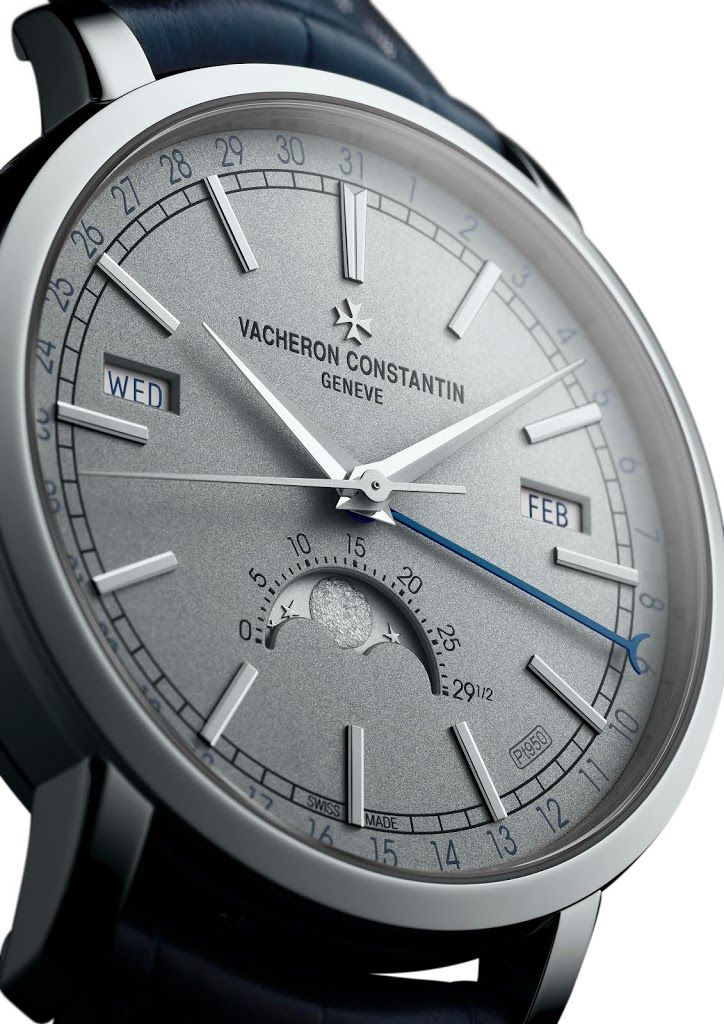 Vacheron Constantin Traditionnelle Calendario Completo 2