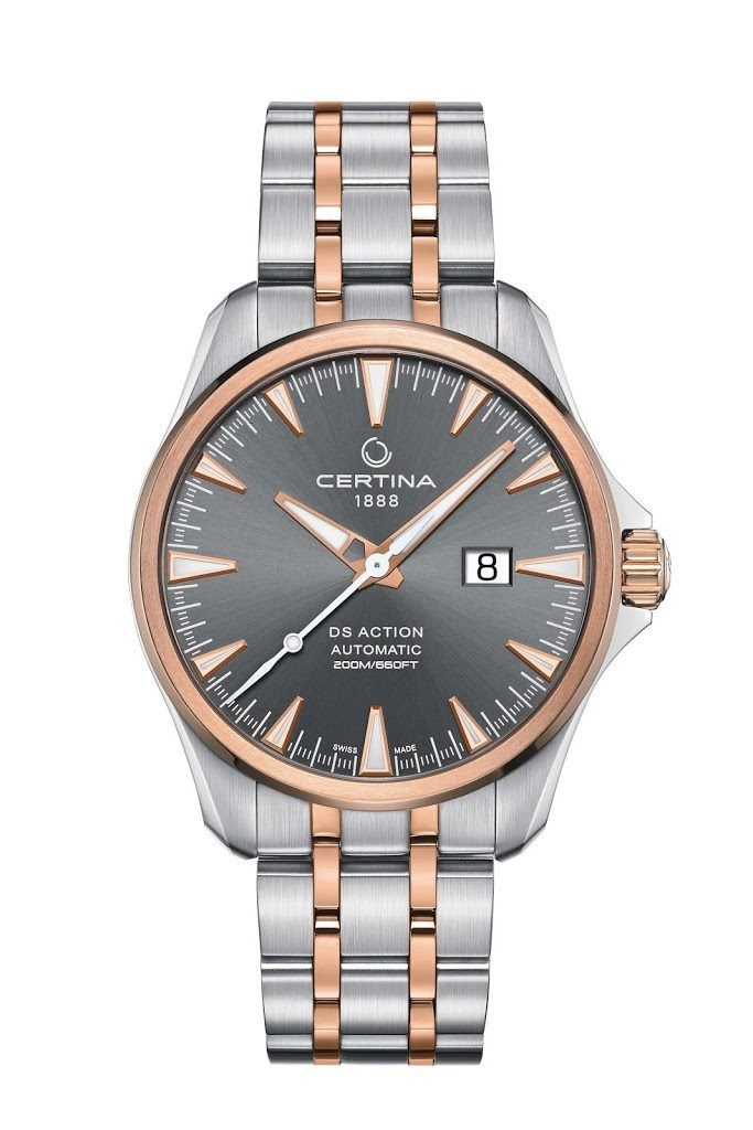 Certina DS Action Big Date Automatic bi