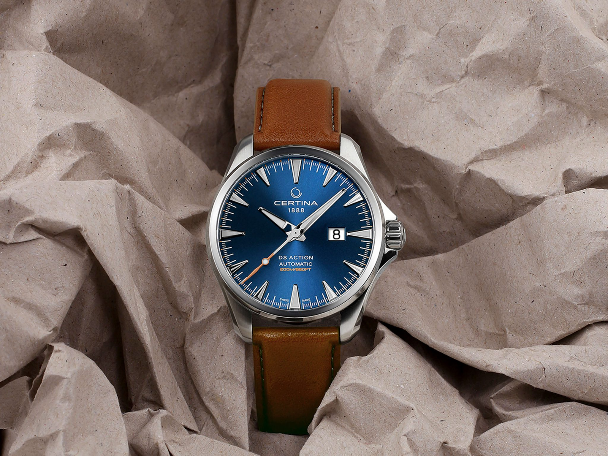 Certina dS ActiIon Big Date Automatic
