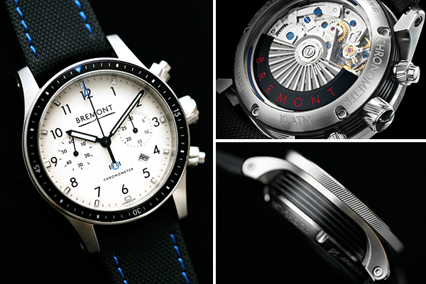 Bremont Boeing Collection