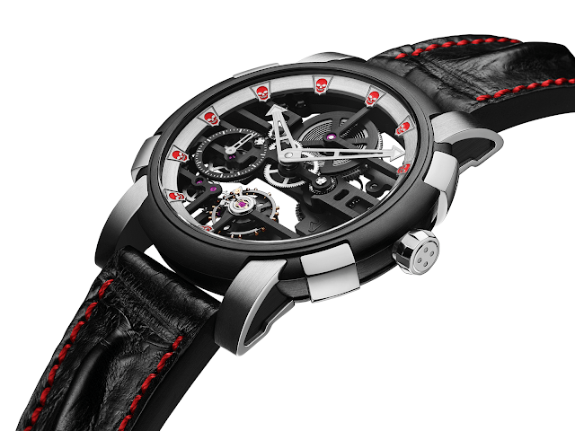 Romain Jerome Skeleton