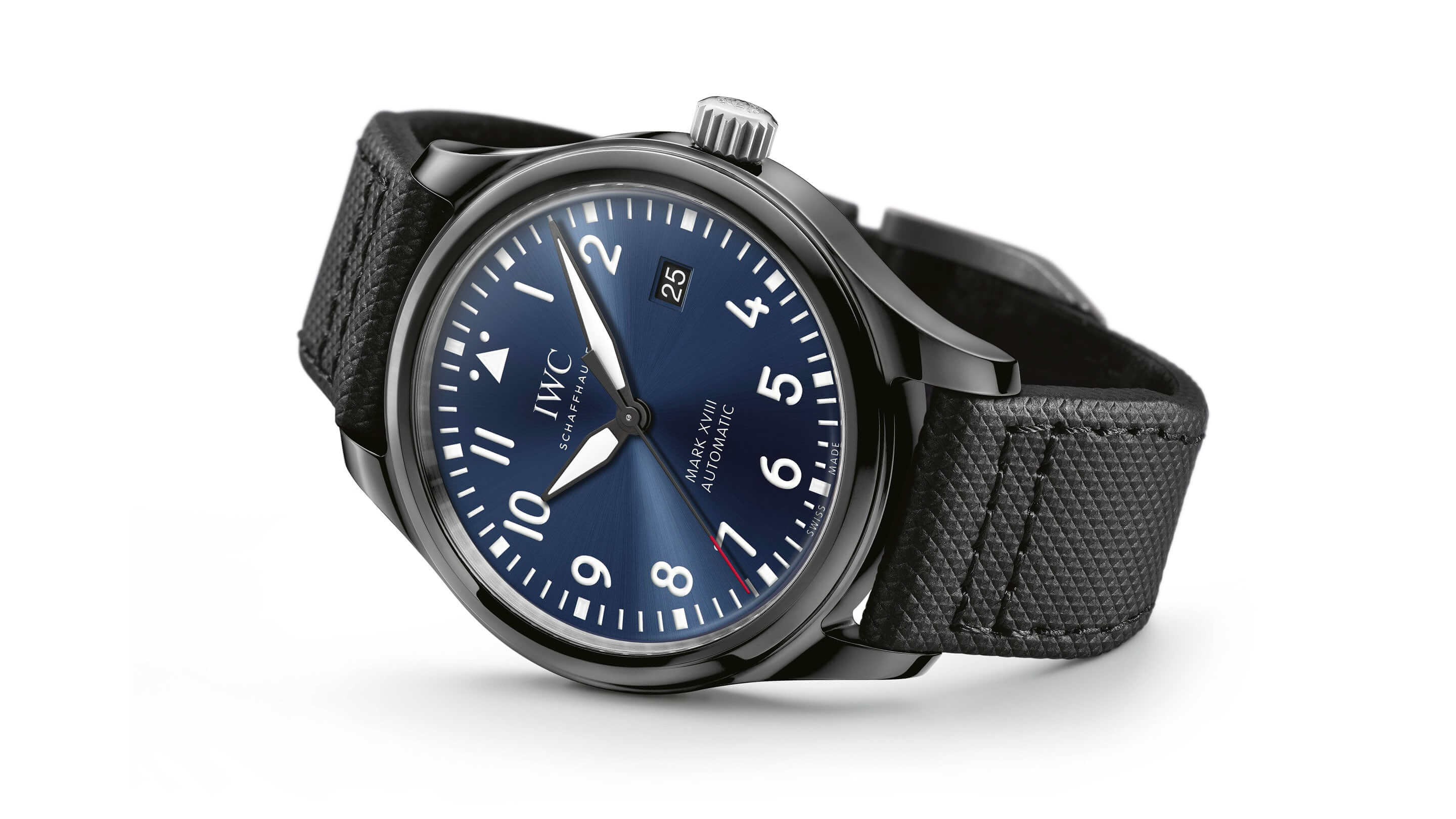 IWC Mark XVIII Laureus lado