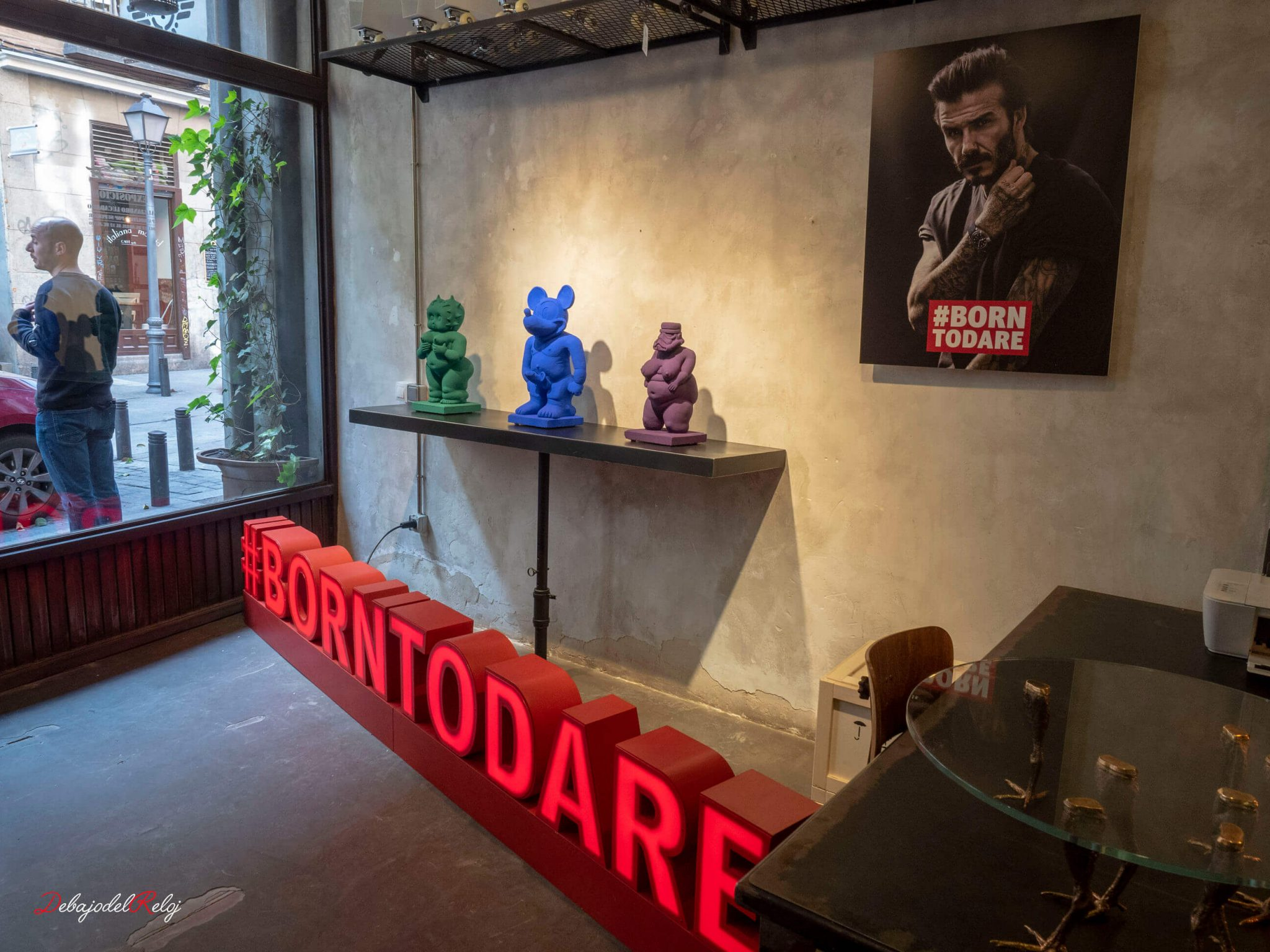 ambiente 3 born to dare tudor