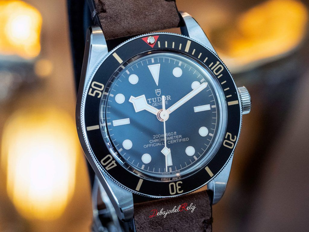 Tudor Black Bay Fifty-Eight 2