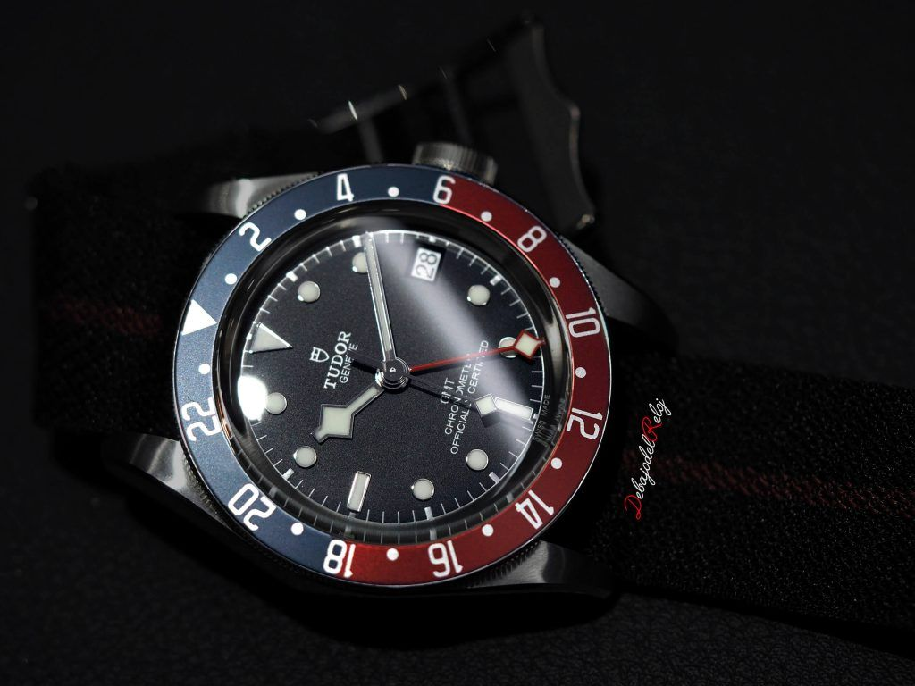 Tudor Black Bay Gmt 3