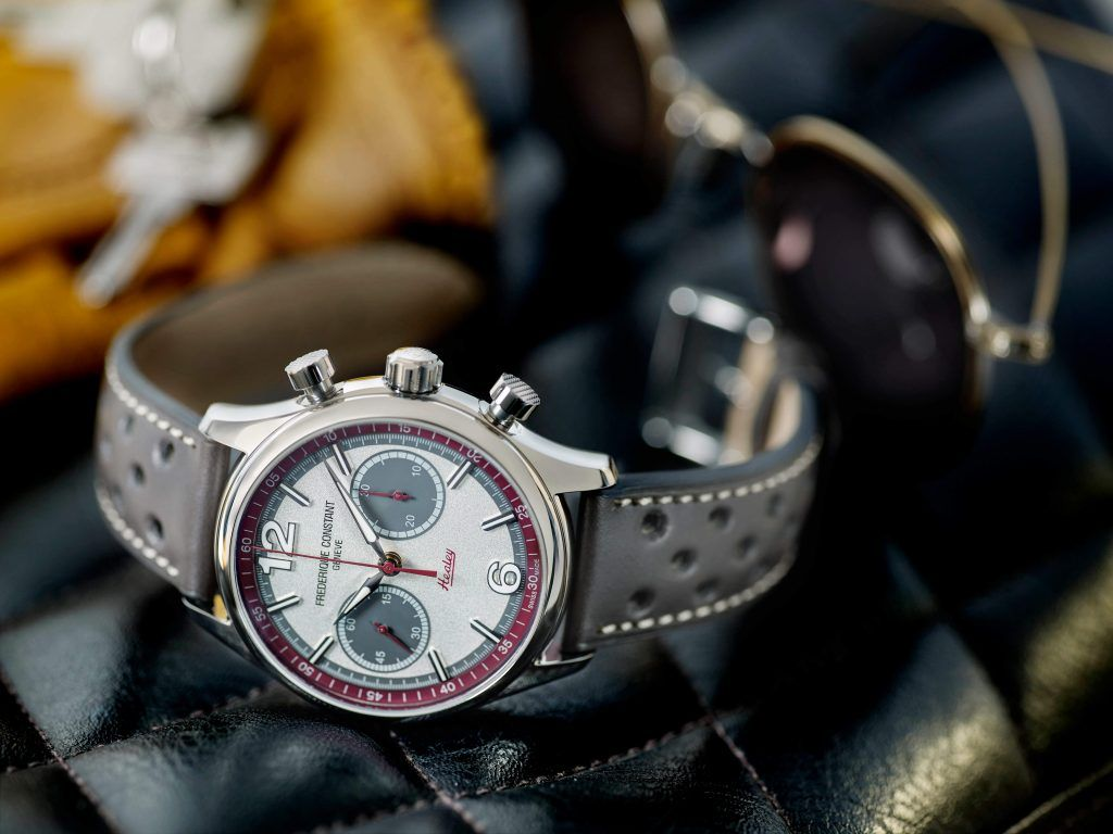 Frederique Constant Vintage Rally Chronograph Healey