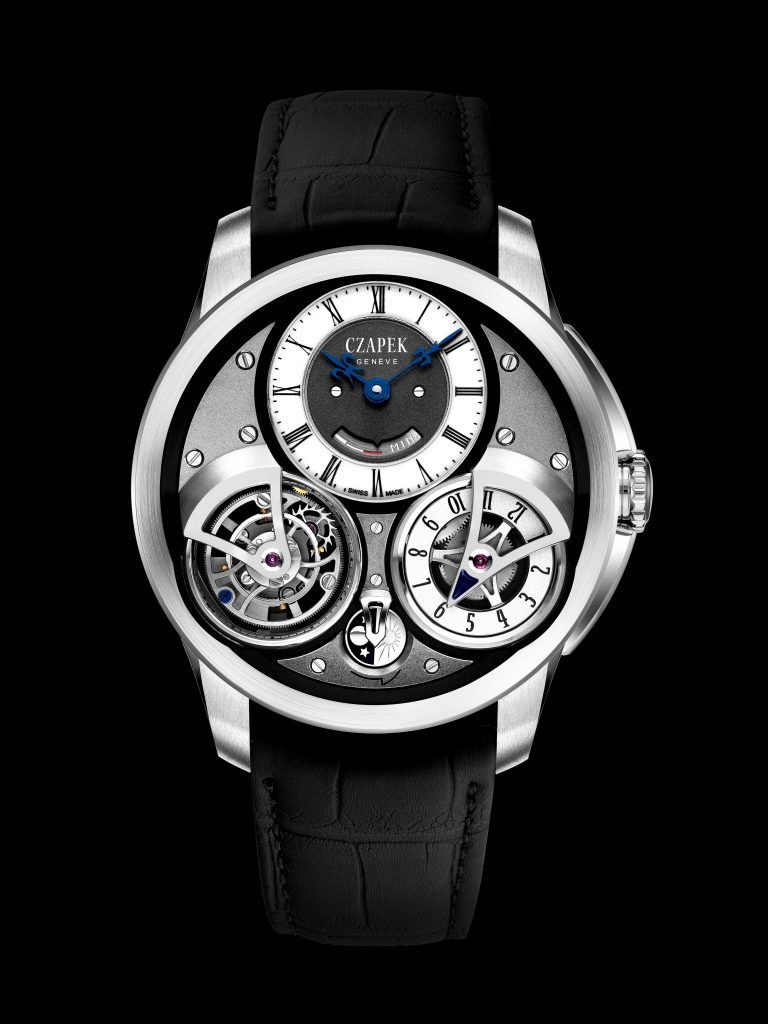 CZAPEK & CIE Place Vendôme Tourbillon Suspendu