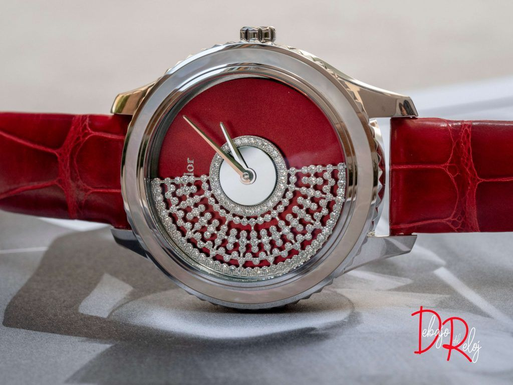 DIOR GRAND BAL RÉSILLE ROUGE 2