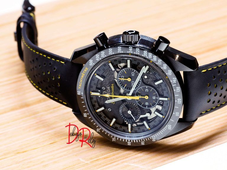 omega speedmaster dark side of the moon apollo 8 4