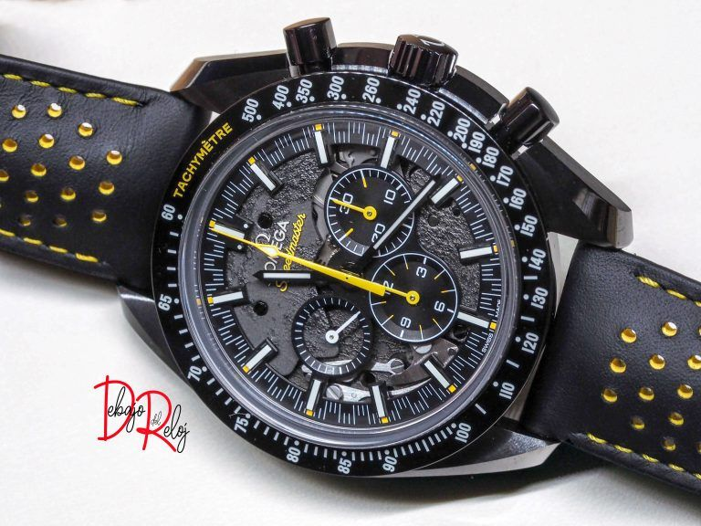 omega speedmaster dark side of the moon apollo 8 5