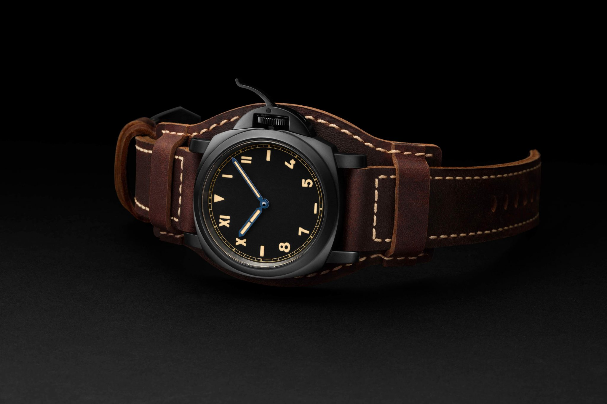 Panerai Luminor California 8 days dlc lifestyle 2