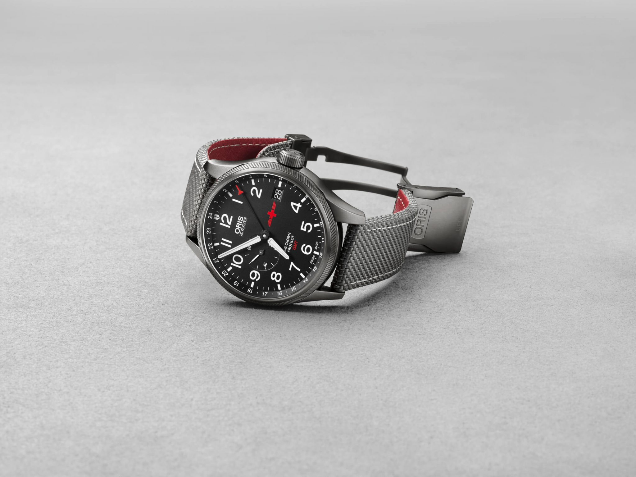 Set - Oris GMT Rega Limited Edition lifestyle