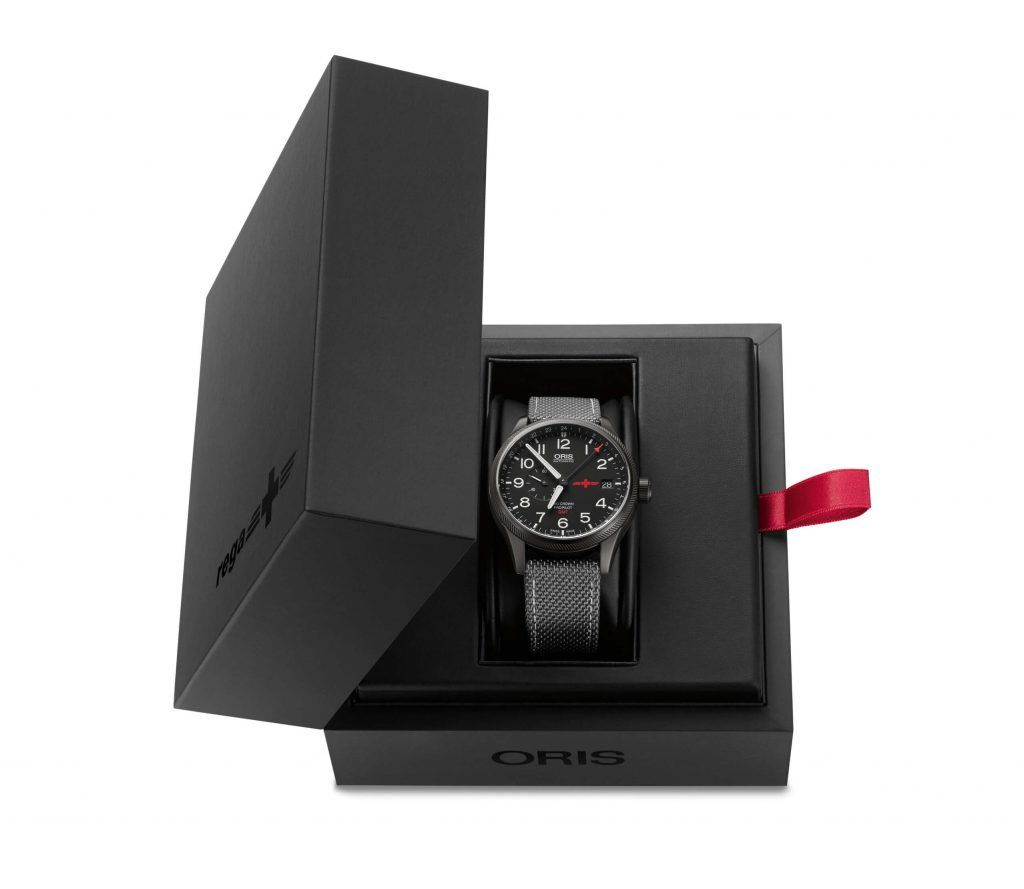 01 748 7710 4284-Set - Oris GMT Rega Limited Edition_HighRes_7517