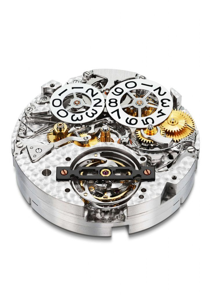 L.U.C Perpetual T Spirit of the Chinese Zodiac calibre b blog debajo del reloj