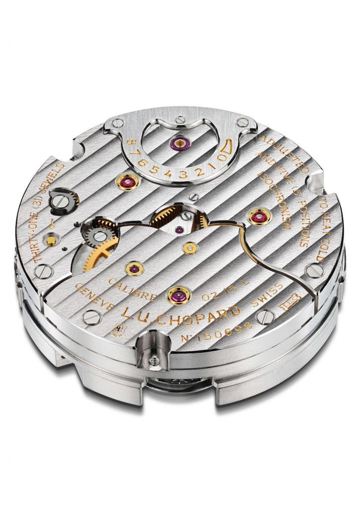 L.U.C Perpetual T Spirit of the Chinese Zodiac calibre a blog debajo del reloj