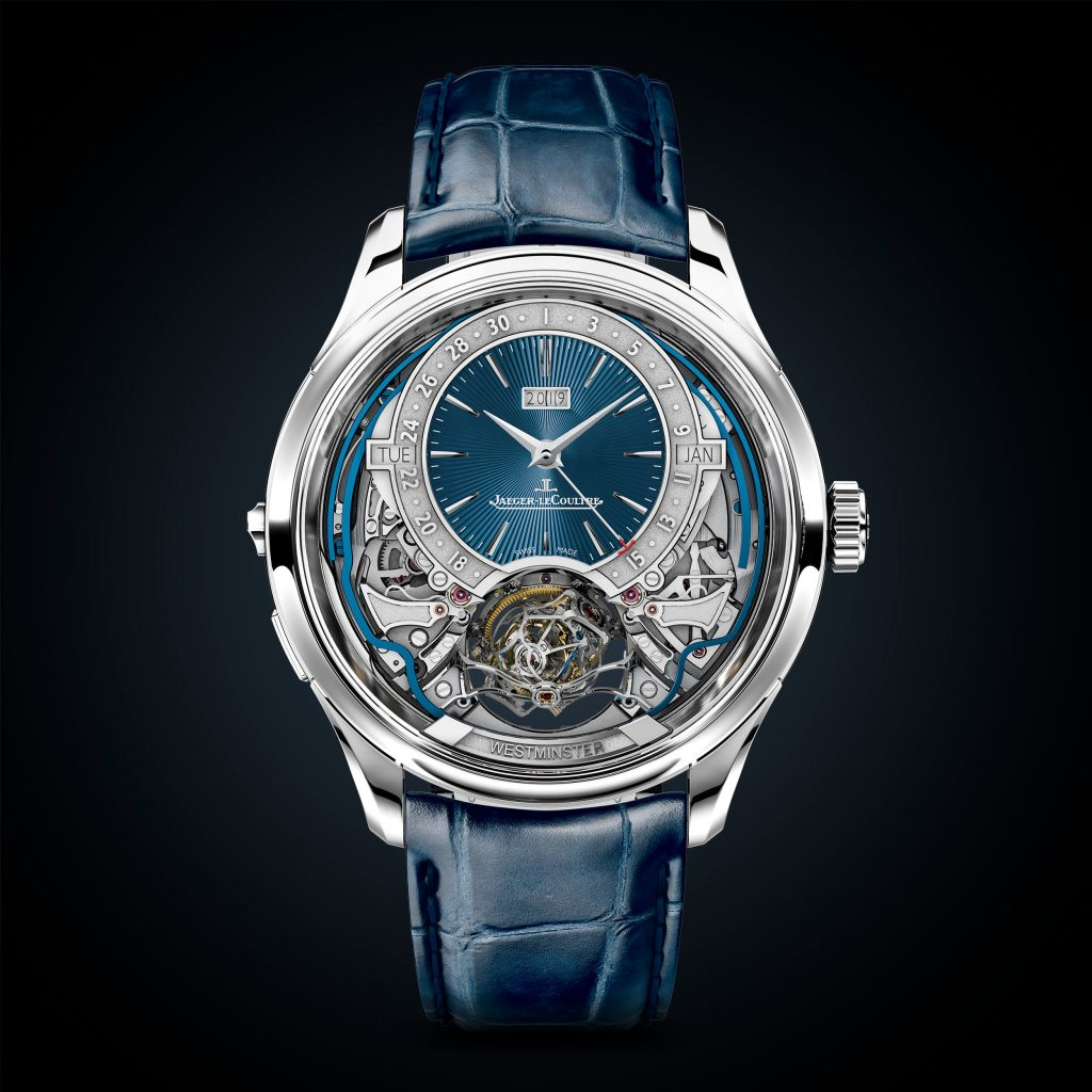 Master Grande Tradition Gyrotourbillon Westminster Perpétuel Front