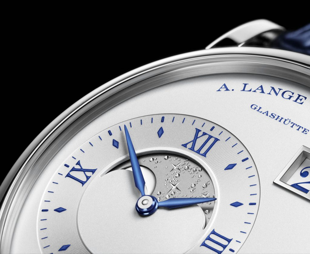 ALS grand lange 1 MoonPhase detalle