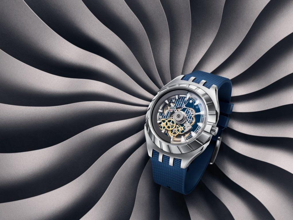 Swatch Flymagic azul