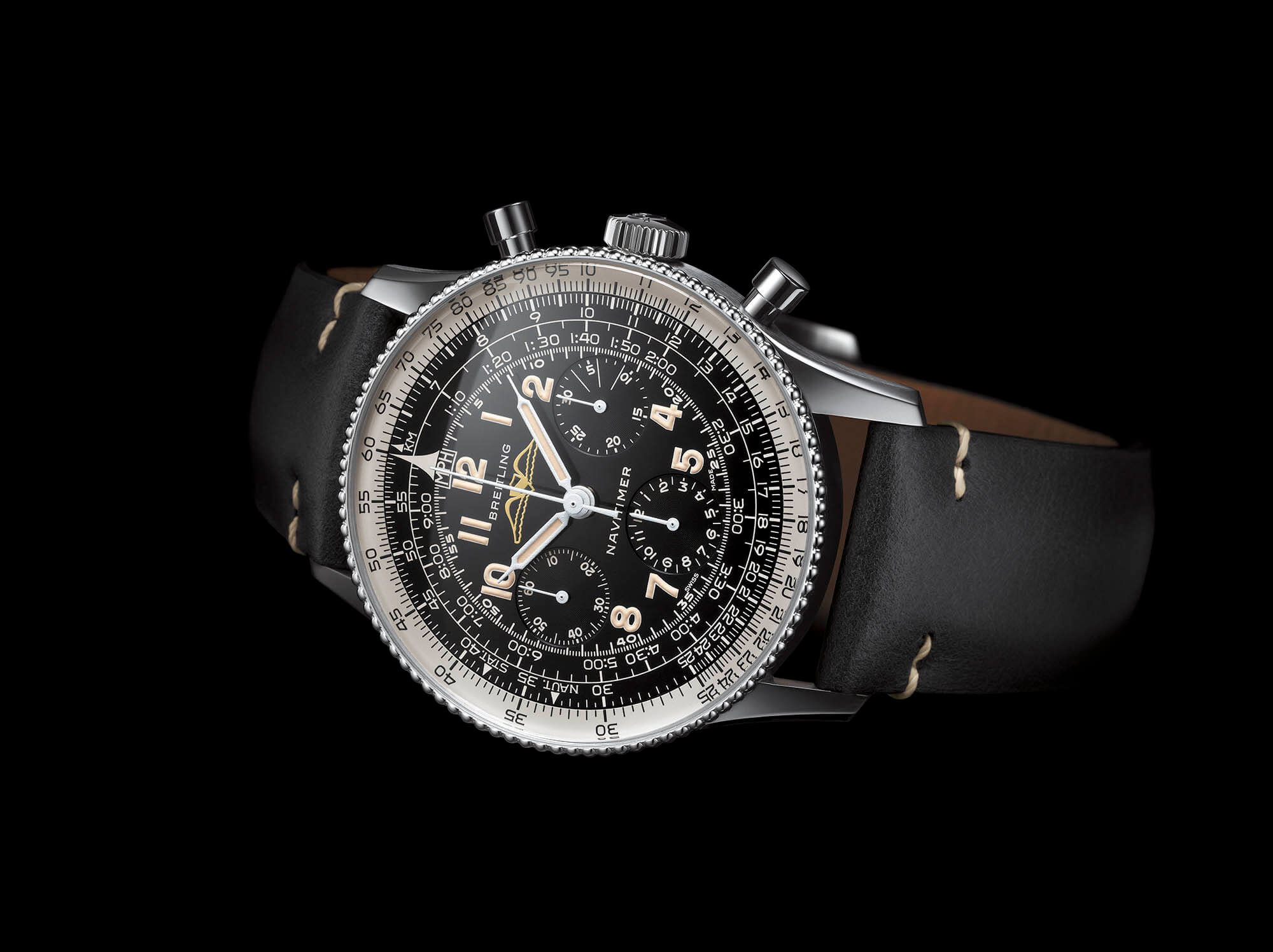 Navitimer Ref.806 1959 Re-Edition Portada