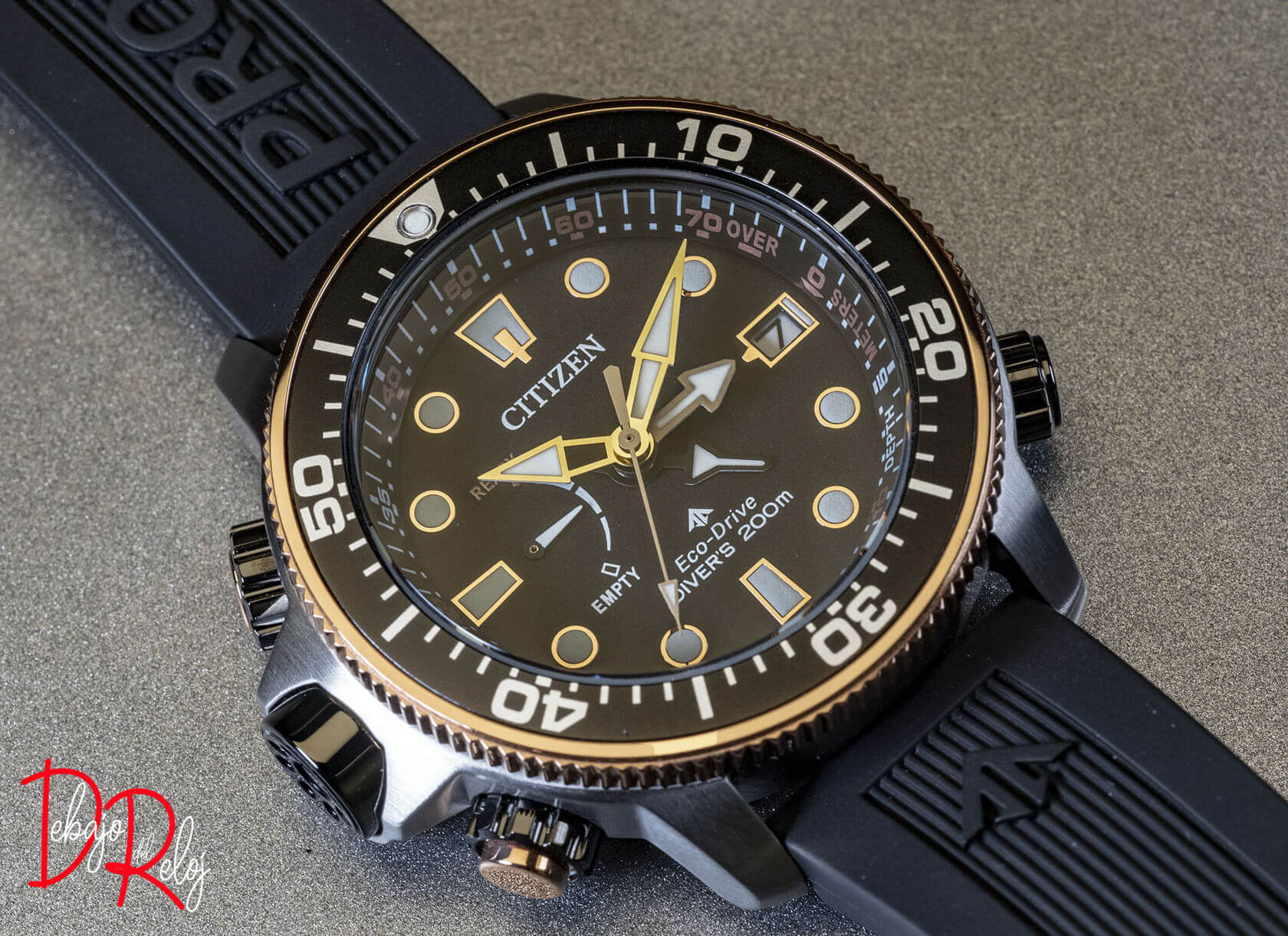Citizen Promaster Marine 30 aniversario up