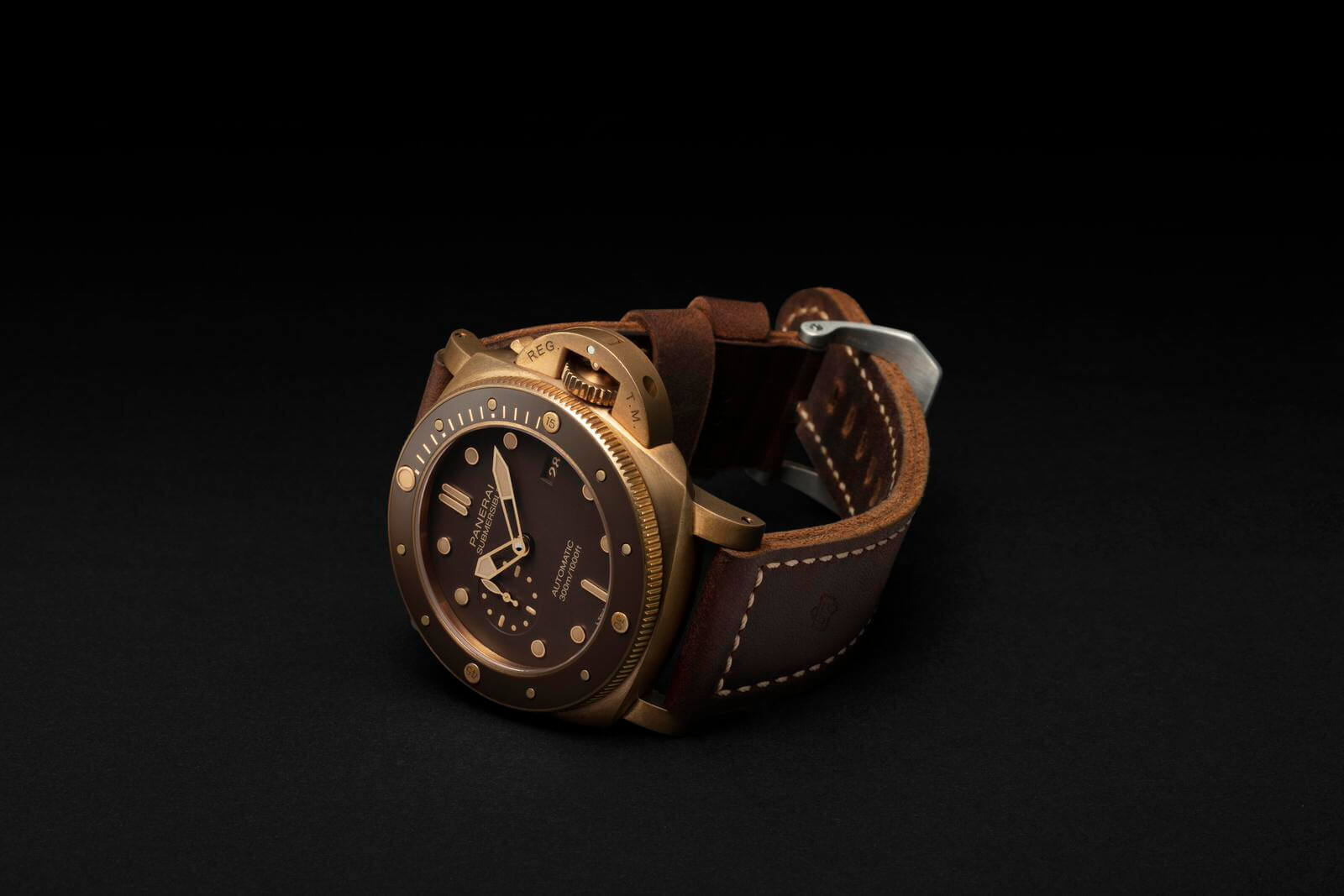 PANERAI SUBMERSIBLE BRONZO