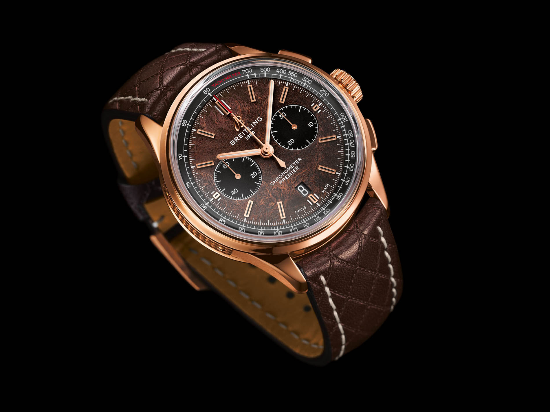 Premier B01 Chronograph Bentley or amb