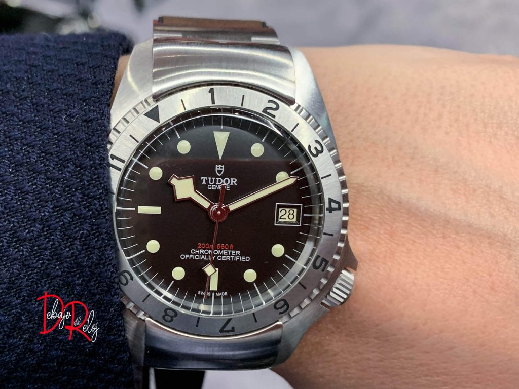 tudor Black Bay P01 Muñeca