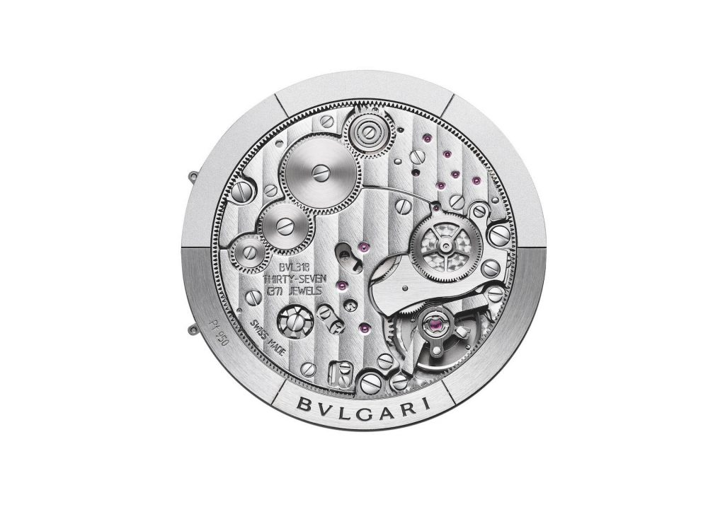BULGARI OCTO FINISSIMO CHRONOGRAPH GMT AUTOMATIC calibre