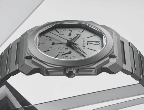 BULGARI OCTO FINISSIMO CHRONOGRAPH GMT AUTOMATIC lado