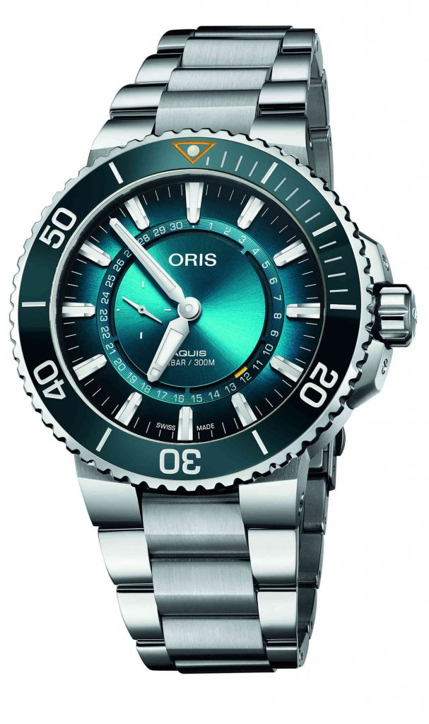 Oris Great Barrier Reef Limited Edition III front