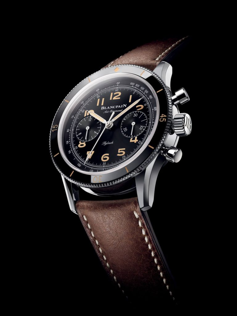 Blancpain Air Command front style
