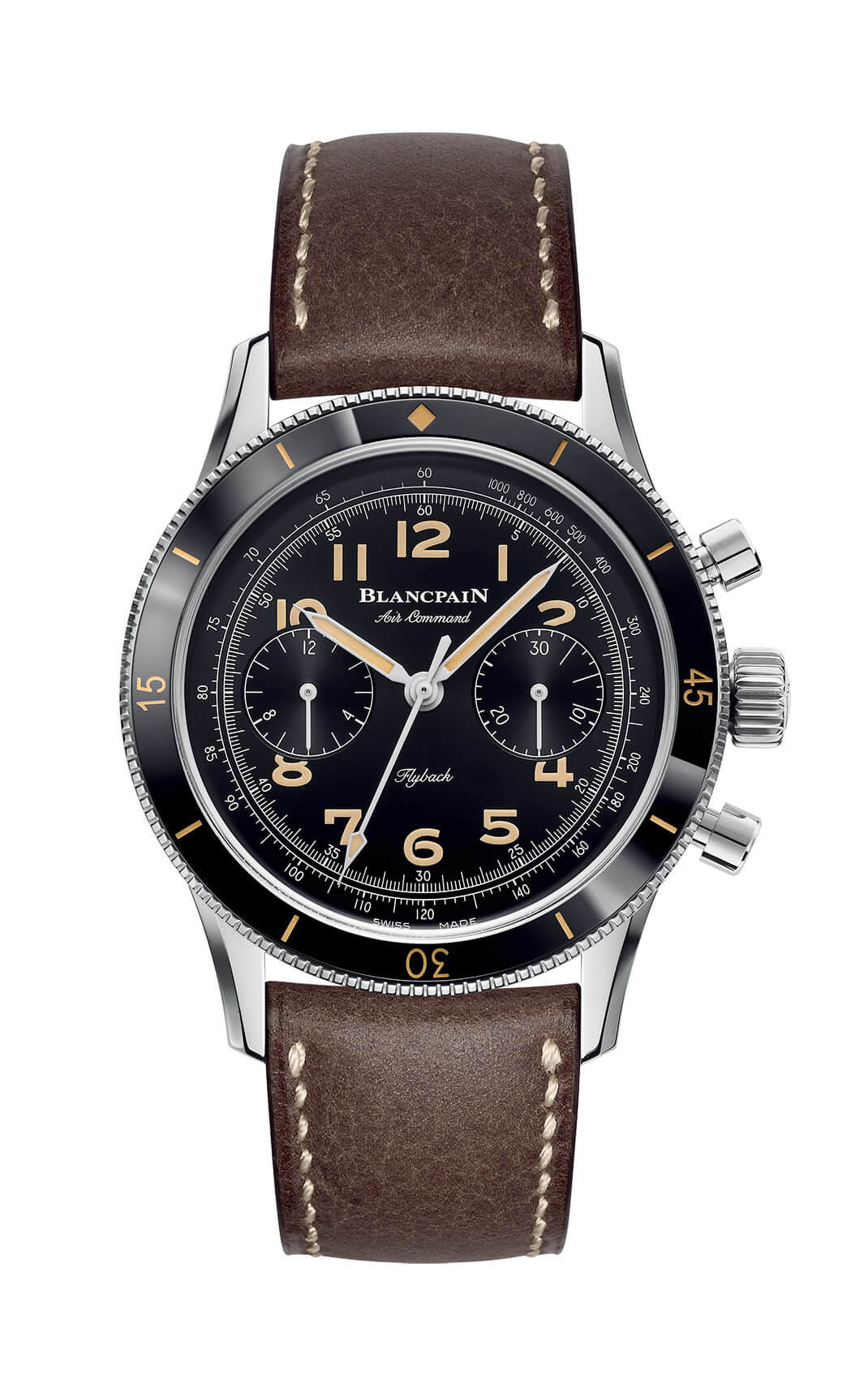 Blancpain Air Command front
