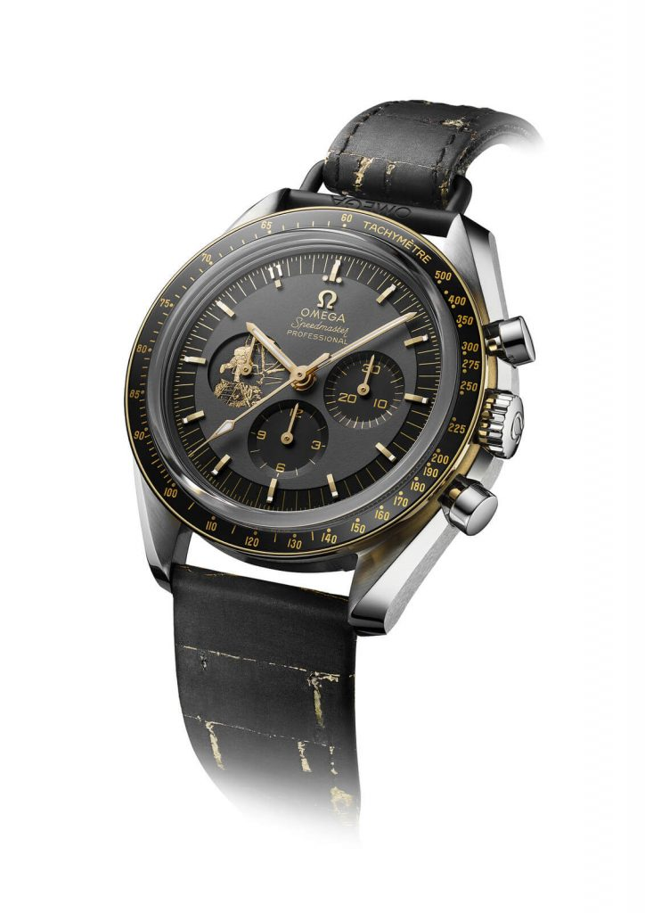 Omega Speedmaster Apollo 11 strap