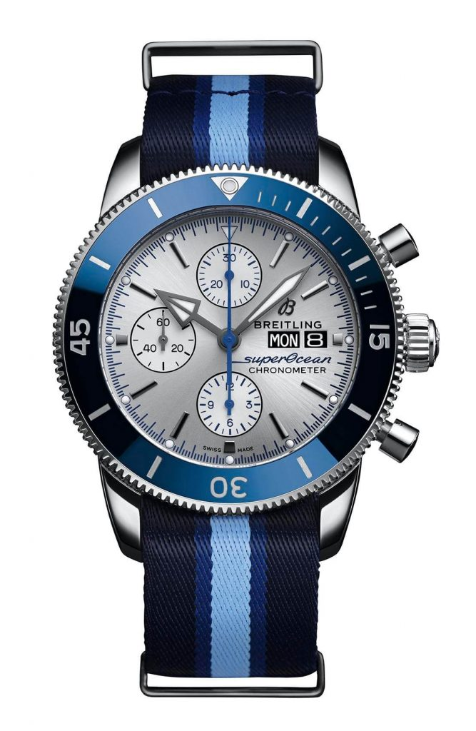 Superocean Heritage Ocean Conservancy Limited Edition FRONTAL