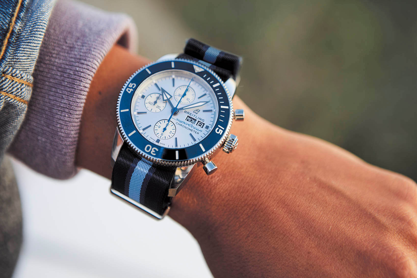 Superocean Heritage Ocean Conservancy Limited Edition MUÑECA