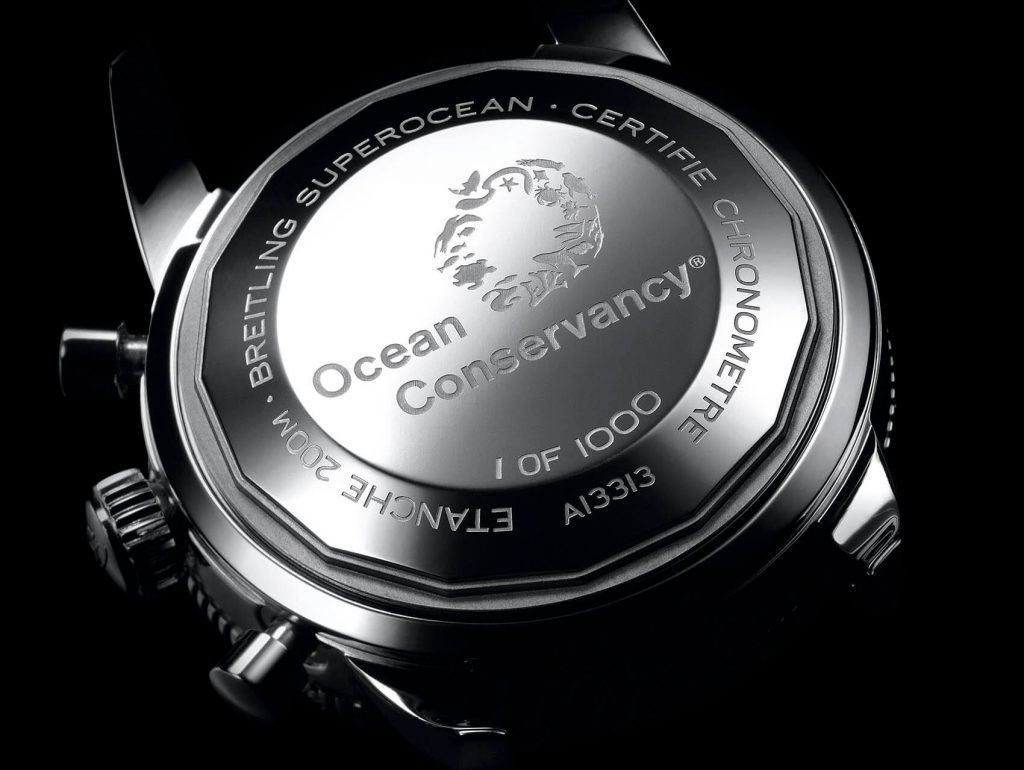 Superocean Heritage Ocean Conservancy Limited Edition TRASERA
