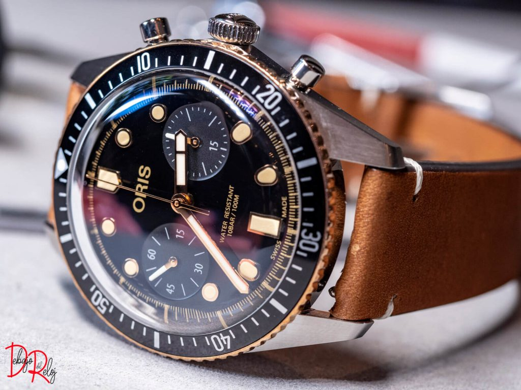 DIVERS SIXTY FIVE CHRONOGRAPH