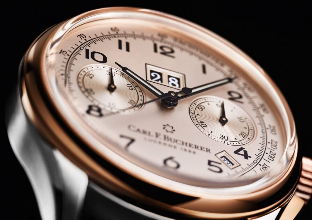 cfb heritage bicompax annual champagne detalle