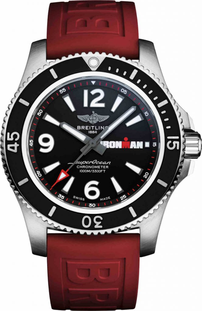 superocean automatic 44 ironman limited edition FRONT