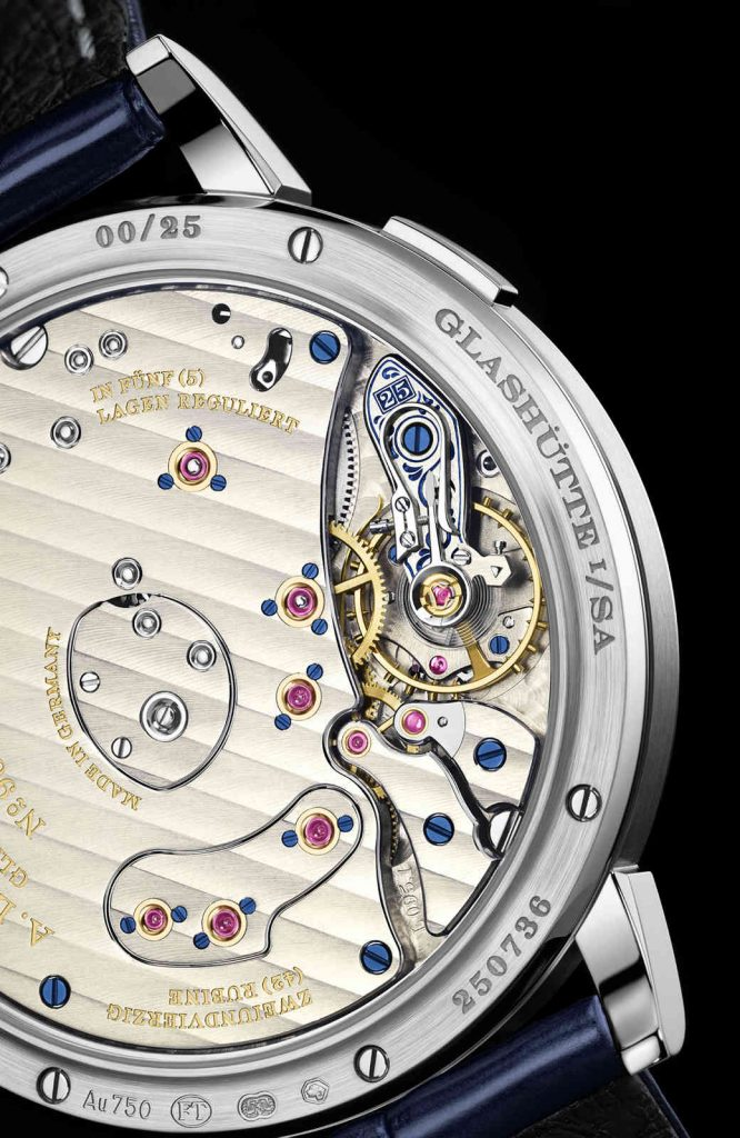 Gran Lange 1 25th Anniversary back deta