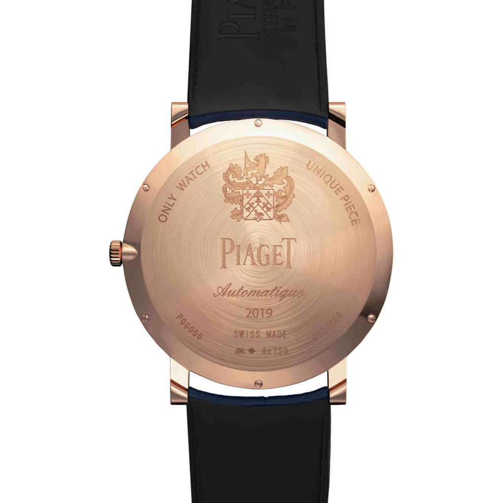 Piaget Altiplano Ultimate Automatic Only Watch back