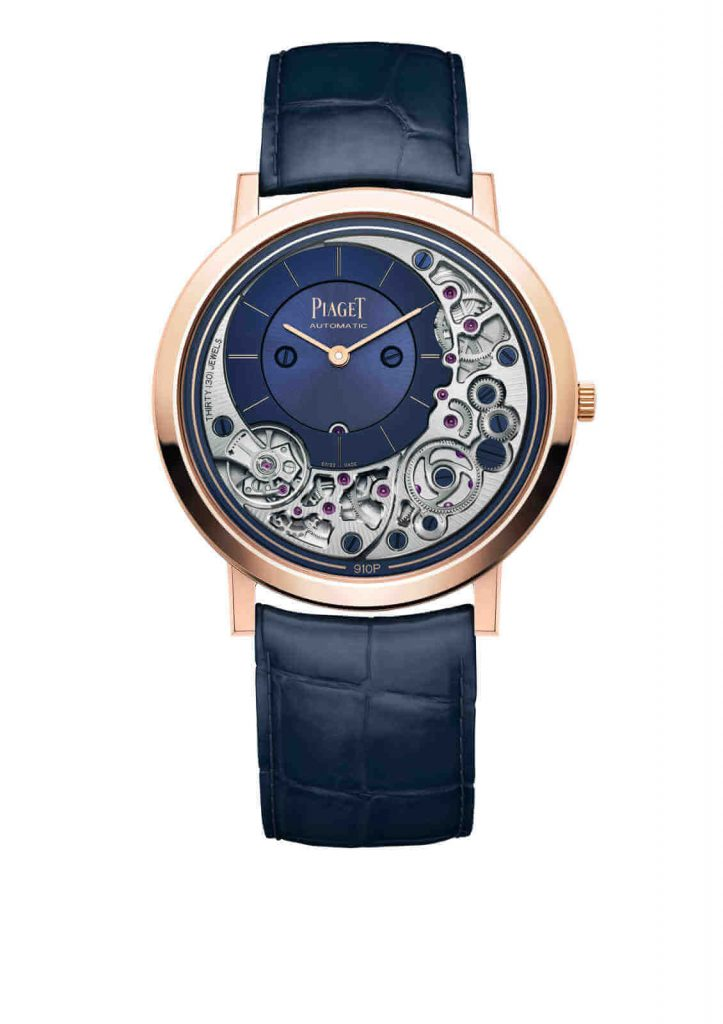 Piaget Altiplano Ultimate Automatic Only Watch front