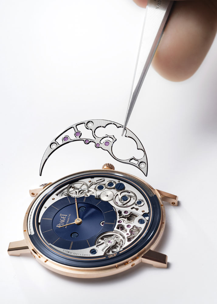 Piaget Altiplano Ultimate Automatic Only Watch montaje