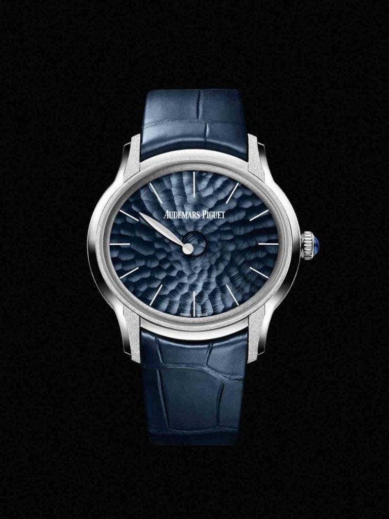 Millenary Frosted Gold Philosophique azul